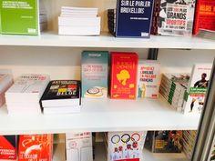 """Chômette est à la foire du livre de Bruxelles, stand 246, sur le site """"Tour et Taxis"""" :)"""