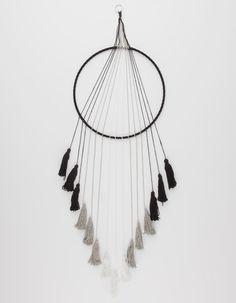 Circle of Life Tassel Boho Dreamcatcher