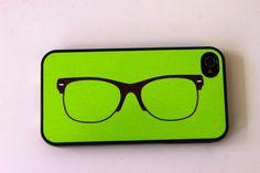 Wayfarers iPhone 4 case. $20