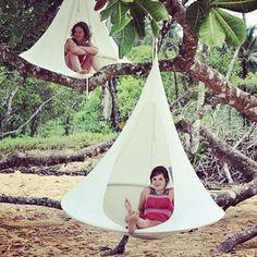 Children's garden tents