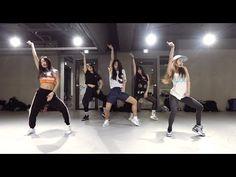 Mina Myoung Choreography / Workshop / Beyonce - 7/11 - YouTube