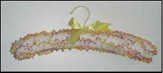 NO 1 COATHANGER Knitting with Lace free pattern