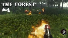 The Forest #4 [Facecam] - Feurige Angelegenheiten - Let's Play The Forest