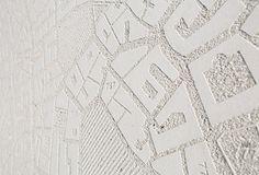 Graphic concrete: membran/sjablongmønster som gjør at ikke herder på undersiden, spyles for mønster