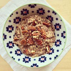 Porridge lin