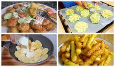 Fantastické prílohy zo zemiakov, ktoré pozdvyhnú nedeľný obed na celkom novú úroveň.