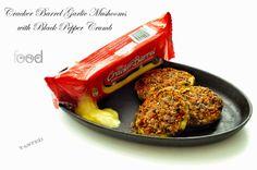 Cracker Barrel Garlic Mushrooms ~ Simple Food
