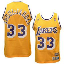 Los Angeles Lakers (Kareem Abdul-Jabbar   33) b877911fc