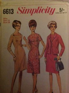 Simplicity 6613, size 16 Dress Patterns, Size 16, Movies, Movie Posters, Dresses, Films, Gowns, Dress Making Patterns, Film Poster