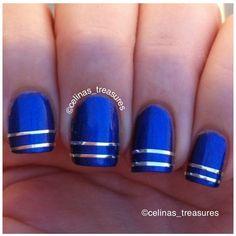 Instagram photo by celinas_treasures  #nail #nails #nailart
