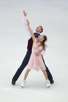 Madison Chock and Evan Bates of United States  Ice Dance Free Dance 2013 Cup of China, Ice Dance Costume inspiration for Sk8 Gr8 Designs.