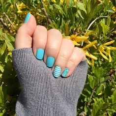 Jamberry Morning Mist Lacquer found in the Fairy Tale Color Suite! Shop at cuteclassyjams.jamberry.com - Photo from nancyfrusco