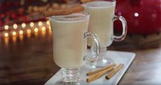 Hot Buttered Rum Recipe Makes For The Perfect Creamy Holiday Drink For Both Adults And Kids
