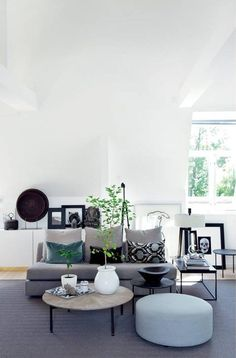 Oslo attic apartment