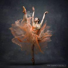 NYC Dance Project by created by Ken Browar and Deborah Ory