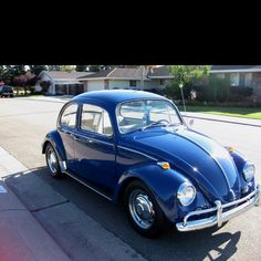 I so miss my vw bug....