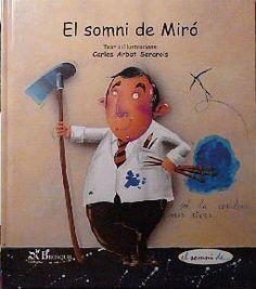 ARTE EN LA ESCUELA: EL SOMNI DE MIRÓ / EL SUEÑO DE MIRÓ