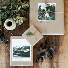 Gather These 10 Everyday Materials Now for Cute Gift Wrapping Come December | Apartment Therapy