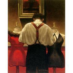 Jack Vettriano A Kind of Loving II