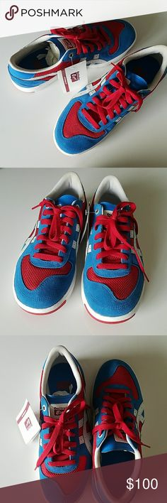 ONITSUKA Tiger asics rare. Euro size 39. mens size 6. womens 8. i am a 7.5 and they are a little big for me Onitsuka Tiger Shoes Sneakers