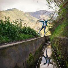 Hiking on levada in Madeira.  #madeiraisland #nature  #SonyAlpha #SonyImages #amazingview  #madeira  #traveling #travelphoto #traveladdict #travelbible #nature #trip #backpackerlife #globetrotter #traveltheworld #travelgram #travellife #travellifestyle #seetheworld #discoverearth  #hiking #trekking #trail #wakacje