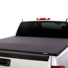 Tonneau Covers are manufactured to install easily and withstand the harshest elements while protecting and concealing the truck bed's contents as well as improving gas mileage. Truck Bed Covers, Free Cover, Tonneau Cover, Profile Design, Lund, Powder, Trucks, Frame, Water