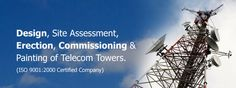 I am a part of a telecom company and responsible to handle the purchase and installations of telecom towers.