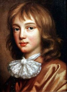 """Unknown Young Boy"" by Mary Beale (1632-1697)"