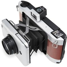 Lomography Belair X 6-12 Jetsetter Medium Format Camera Kit with 35mm Back  Style-wise, the Lomography Belair X 6-12 Jetsetter Medium Format Camera Kit with 35mm Back is the type of camera you want. Pinned by Photographer Mark Cabot www.cabot.no