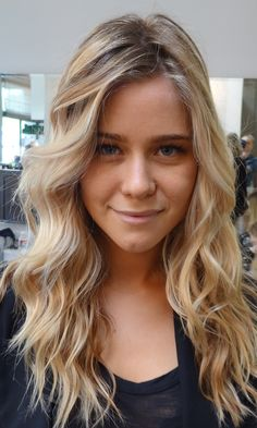 beachy waves hair I want my hair to look like this!