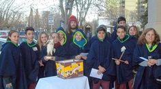LAVOZ DEL QUEQUEN : Siguen los festejos por el Día de la Patrona de Ne...