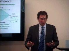 Dr. Jeffrey Zeig - Exploring the Genius of Milton Erickson - YouTube