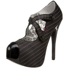 Pleaser Women's Teeze-23 Platform Pump - hmmmm these are different,....I like