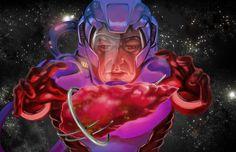 Dark Nebula star drive - concept art by Graeme Jackson