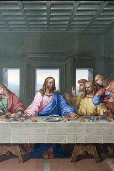 """""""Lultima cena"""" di Leonardo Da Vinci: rivelato un dettaglio che è sfuggito a tutti gli osservatori"""