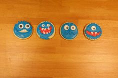 Taller de galletas con glasé para niños