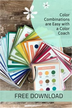 Card Making DIY Color Coach?! Click the link to learn how you can make your very own color coach today with Jackie Bolhuis, Independent Stampin' Up! Demonstrator #colorcoach #jackiebolhuis #klompenstampers #stampinupcolors Card Making Tips, Pink Garden, Green Suede, Color Combinations, Stamping, Paper Crafts, Chart, Make It Yourself, Learning