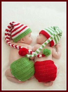 Two little elf's