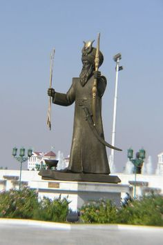 Abu Talib Muhammad Toghrul-Beg ibn Mikail was the founder of the Seljuq Empire, and the first sultan of this empire from 1037 to 1063. Tughril united the Turkmen warriors of the Great Eurasian Steppes into a confederacy. Tughril relegated the Abbasid Caliphs to state figureheads and took command of the caliphate's armies in military offensives against the Byzantine Empire and the Fatimid Caliphate in an effort to expand his empire's borders and unite the Islamic world.