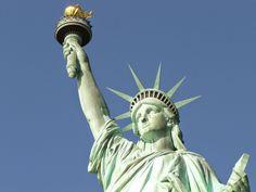 Armario de Noticias: La Estatua de la Libertad: El monumento más famos...