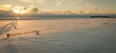 A winter sunset at Chiefs Pt. in Sauble Beach along the Lake Huron shoreline. Fine Art Photography, Landscape Photography, Nature Photography, Lake Huron, Winter Sunset, Beach Photos, Printing Services, Canvas Prints, Water