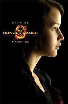 Die Tribute von Panem / The Hunger Games Poster Katniss Everdeen