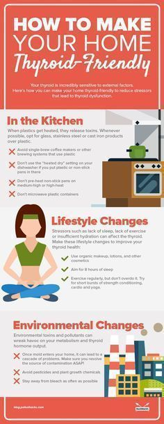 Diet isn't the only way to boost thyroid function. Here's how you can make your home thyroid-friendly to help reduce kitchen and lifestyle stressors. Hypothyroidism Diet, Thyroid Diet, Thyroid Issues, Thyroid Disease, Thyroid Problems, Thyroid Health, Autoimmune Disease, Heart Disease, Thyroid Symptoms