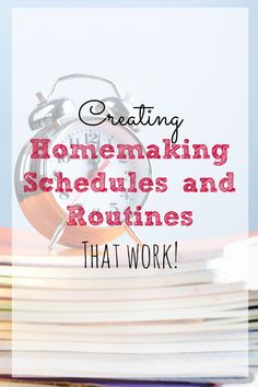 Apr 26 How To Be a Productive Homemaker Feeling defeated Aim