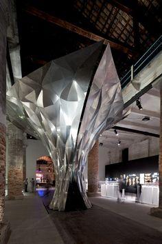 Venice Biennale 2012: Arum / Zaha Hadid