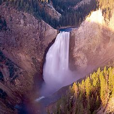 Top wow spots of Yellowstone | Artist Point, Lower Falls