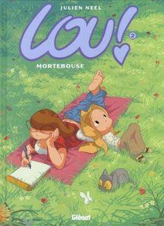 Couverture Lou, tome 2 : Mortebouse