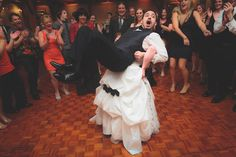 Your wedding reception should be full of fun! With the right music, it can be. Contact us today to begin planning your wedding DJ: http://www.naplesdj.com/  #weddingdj #weddingfun #weddingdance #naplesdj #floridadj  Photo Source: https://www.flickr.com/photos/chrisbartow/10555244523/