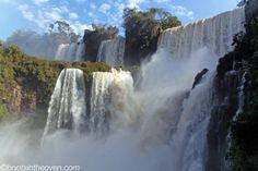 Visit the Iguazu Falls on the Argentinian side
