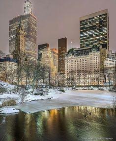Cewntral Park, New York
